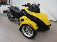 2009 Can-Am SPYDER GS 48,05$/SEMAINE
