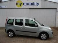 Renault Kangoo Expression Automatic Allied Wheelchair Scooter Accessible WAV Car