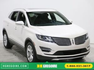 2015 Lincoln MKC AWD 4dr MAGS TOIT OUVRANT PANORAMIQUE CUIR BLUE