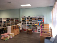 Affordable Daycare space available