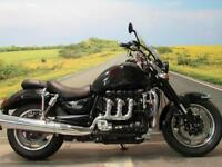 Triumph Rocket III Roadster 2013