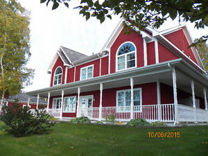 Executive Water Front Property Western Newfoundland