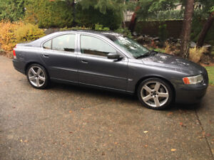 Parting out 2004 Volvo S60r