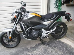 2012 Honda NC700SA, 13,900 Km, Outstanding Condition