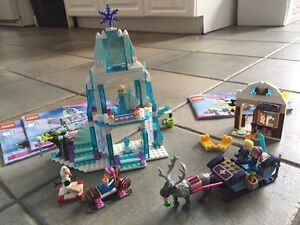 Two Disney Frozen Lego sets
