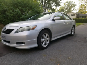 2009 Camry SE manuelle / manual rare!!! 4cyl