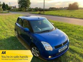 image for 2006 Suzuki Swift 1.5 GLX 5dr Hatchback Petrol Manual
