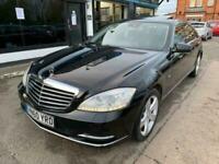 2010 Mercedes-Benz S-CLASS 3.0 S350 BLUETEC L 4d 258 BHP Saloon Diesel Automatic