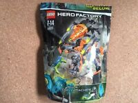LEGO Hero Factory: Bulk Drill Machine 44025 - 100% Complete
