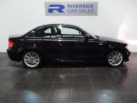 2010 S BMW 1 SERIES 2.0 120D M SPORT 2D 175 BHP DIESEL