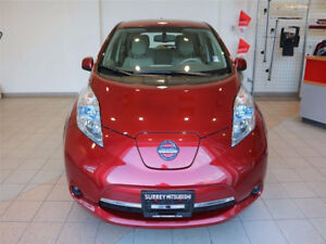 2012 Nissan Leaf Hatchback low KM