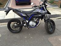 Yamaha wr125 X 2014 1 owner from new