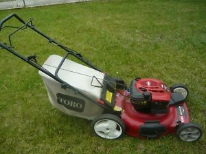 Toro Self Propelled Lawnmower