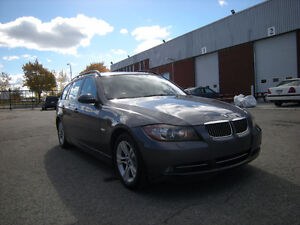 2008 BMW 328 Xi AWD 2008 RARE FAMILIALE (STATION WAGON) 4X4 FULL