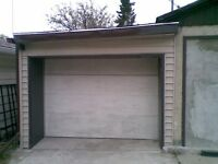 Single Garage for rent in Banff Trail