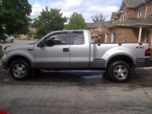 2006 Ford F-150 FX4 SUPERCAB FLARESIDE 4X4 Pickup Truck