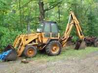 excavatrice a vendre