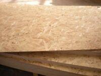 OSB 11mm osb3 8x4ft sheets wood ply timber 3x2