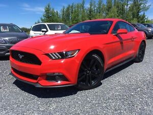 Ford Mustang EcoBoost Manuelle 2015