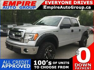 2014 FORD F-150 4WD * POWER GROUP * LOW KM