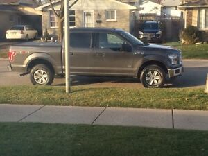 2015 Ford F-150 XLT 2.7L Eco Boost  30000kms