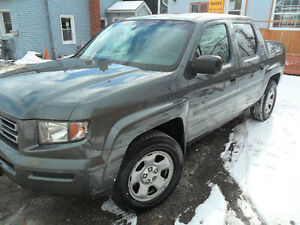 2008 Honda Ridgeline 4x4, saftied and e-tested,only 198,000kms