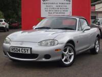 2004 Mazda MX-5 1.6i - 43,726 MILES!! - FULL SERVICE HISTORY - NEW MOT
