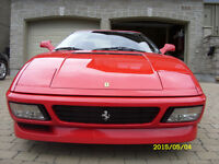 1991 Ferrari 348 TB Coupe (2 door)
