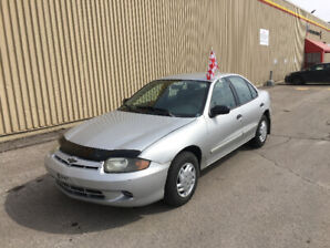 2003 CHEVROLET CAVALIER *** AIR CLIMATISE TRÈS FROIDE ***
