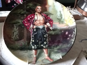 """Collector Plates of """"The King and I"""""""