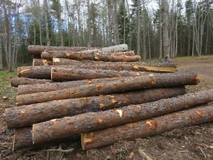 Rough cut lumber for sale, custom milling available!