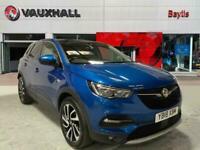 2018 Vauxhall Grandland X 1.2 Turbo Elite Nav 5dr Hatchback Petrol Manual
