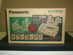 Panasonic  Phone/Fax Machine