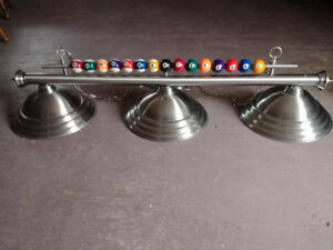 Pool Room Lights & Accessories for Sale