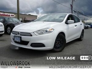 2016 Dodge Dart SE  - Low Mileage