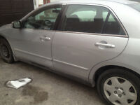2005 Honda Accord Sedan FOR SALE