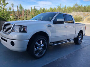 2008 F150 Limited. Original owner. Low miles, and lots of extras