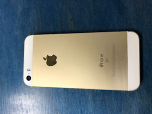 iPhone SE gold 16 GB FOR SALE