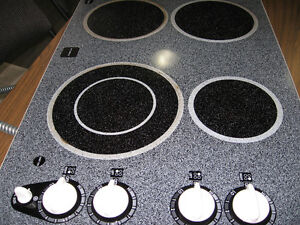 STOVE-CERAMIC COUNTER TOP
