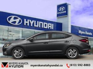 2019 Hyundai Elantra Preferred MT  - $159.42 B/W