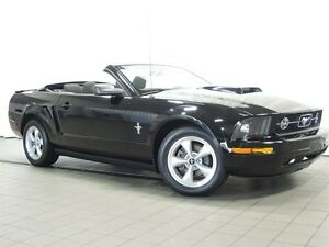2008 Ford Mustang 2Dr Convertible