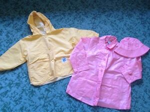 Size 4 Girls Outerwear