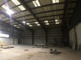 7200sqft Warehouse Location Space