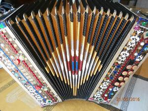 Hohner button accordion Stratford Kitchener Area image 4