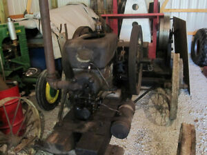 hit and miss antique stationary engine