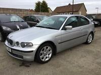 2003 BMW 3 Series 2.0 320td SE Compact 3dr Diesel Manual (153 g/km, 150