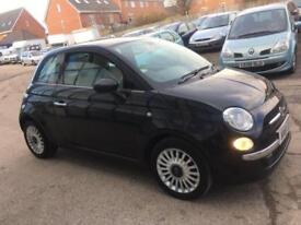 Fiat 500 1.2 ( 69bhp ) LOUNGE 3 DOOR - 2011 11-REG - FULL 12 MONTHS MOT