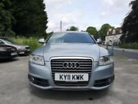 2011 Audi A6 Saloon 2.0 TDI S line Special Edition Multitronic 4dr