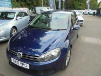 2010 Volkswagen Golf 1.6 TDi 105 SE 5dr 5 door Hatchback