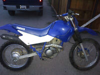 2000 Yamaha-TTR 225cc  > 4 Stroke Dirt bike -Runs great